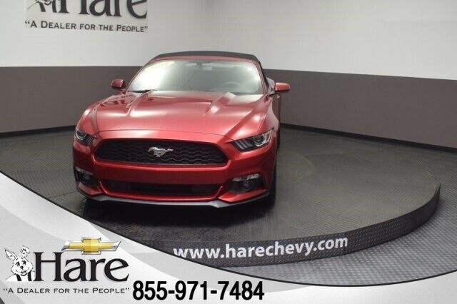 Image 7 Voiture American used Ford Mustang 2017