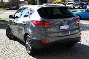 2013 Hyundai ix35 Grey Sports Automatic Wagon St James Victoria Park Area Preview