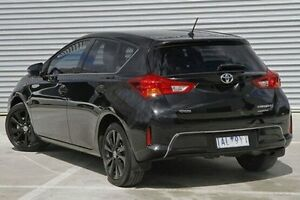2013 Toyota Corolla Black Constant Variable Hatchback Ringwood East Maroondah Area Preview