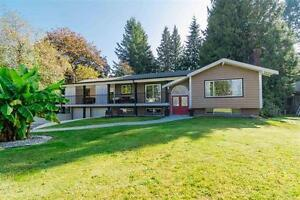 BEAUTIFUL H0ME FOR RENT IN FORT LANGLEY- available July