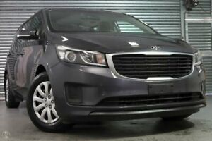 2017 Kia Carnival YP MY17 S Grey 6 Speed Sports Automatic Wagon Ryde Ryde Area Preview