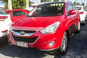 2011 Hyundai ix35 LM MY12 Highlander AWD Remington Red 6 Speed Sports Automatic Wagon Ormiston Redland Area Preview