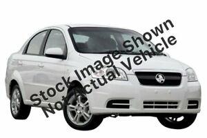2011 Holden Barina TK MY11 White 4 Speed Automatic Sedan Bridgewater Adelaide Hills Preview