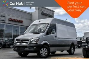 2018 Mercedes Benz Sprinter Cargo Van |Diesel|Bluetooth|Backup.C