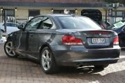 2013 BMW 120i E82 LCI MY1112 Steptronic Grey 6 Speed Sports Automatic Coupe Haberfield Ashfield Area Preview