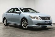 2014 Toyota Aurion GSV50R AT-X Blue 6 Speed Sports Automatic Sedan Welshpool Canning Area Preview