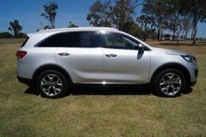 2015 Kia Sorento UM MY15 Platinum AWD Silver 6 Speed Sports Automatic Wagon