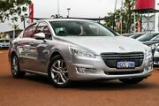 2012 Peugeot 508 Active Grey 6 Speed Sports Automatic Sedan Melville Melville Area Preview