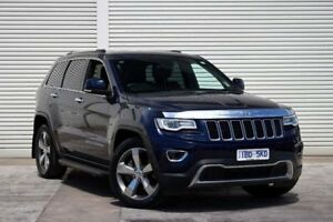 2014 Jeep Grand Cherokee WK MY2014 Limited Blue 8 Speed Sports Automatic Wagon