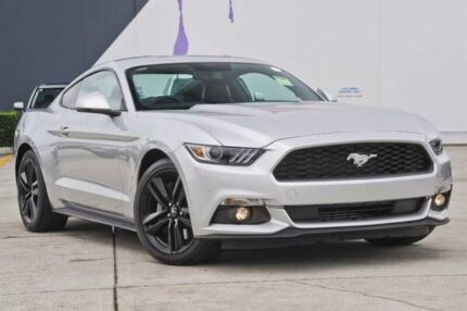 2017 Ford Mustang FM MY17 Fastback SelectShift Silver 6 Speed Sports Automatic Fastback Rothwell Redcliffe Area Preview