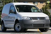 2010 Volkswagen Caddy 2KN SWB DSG Silver 6 Speed Sports Automatic Dual Clutch Van Osborne Park Stirling Area Preview