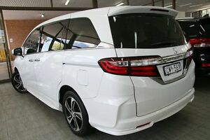 2014 Honda Odyssey RC VTi-L White Continuous Variable Wagon Roseville Ku-ring-gai Area Preview