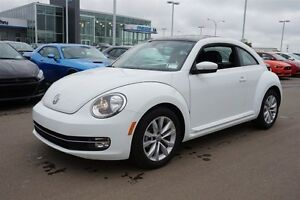 2015 Volkswagen Beetle Coupe COMFORTLINE Leather,  Sunroof,  Hea