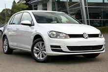 2015 Volkswagen Golf VII MY16 White 7 Speed Sports Automatic Dual Clutch Hatchback Launceston Launceston Area Preview
