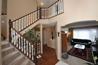 4bedrooms, one officeroom,walkout basement executive house in sw