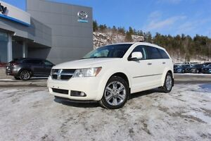 2010 Dodge Journey R/T- 3RD ROW SEATING+ AWD+ LEATHER& MUCH MORE
