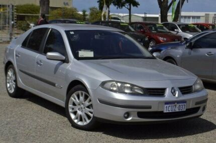 2008 Renault Laguna II B74 Phase II DCi Silver 5 Speed Sports Automatic Hatchback Pearsall Wanneroo Area Preview