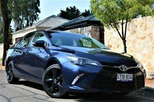 2015 Toyota Camry ASV50R Atara SX Blue 6 Speed Sports Automatic Sedan