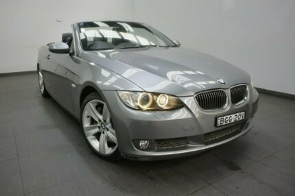 2008 bmw 335i e93 convertible 2dr steptronic 6sp 30tt my08 2008 bmw 335i e93 my08 steptronic silver 6 speed sports automatic convertible fandeluxe Image collections
