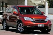 2010 Honda CR-V RE MY2010 Limited Edition 4WD Red 6 Speed Manual Wagon Christies Beach Morphett Vale Area Preview