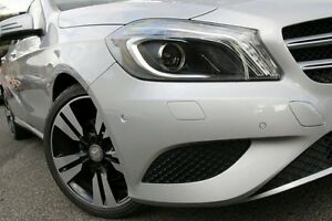 2013 Mercedes-Benz A200 176 BE Silver 7 Speed Automatic Hatchback Zetland Inner Sydney Preview