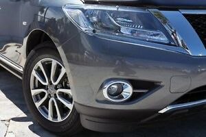 2016 Nissan Pathfinder Grey Constant Variable Wagon Bentleigh Glen Eira Area Preview