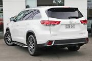2018 Toyota Kluger GSU55R Grande AWD White 8 Speed Sports Automatic Wagon Kirrawee Sutherland Area Preview