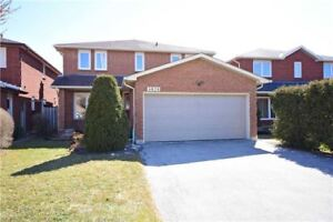 4 Bdrm Family Detached In Heart Of Mississauga!