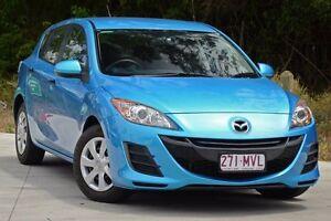 2010 Mazda 3 BL10F1 Neo Blue 6 Speed Manual Hatchback Aspley Brisbane North East Preview