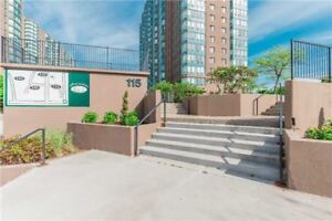 2BR 1WR Condo Apt in Mississauga near West Of Hurontario/Kirwin