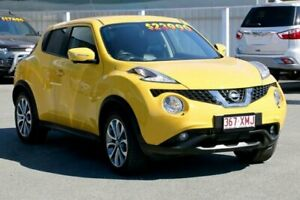 2016 Nissan Juke F15 Series 2 Ti-S X-tronic AWD Yellow 1 Speed Constant Variable Hatchback Cleveland Redland Area Preview