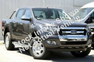2016 Ford Ranger PX MkII XLT Double Cab Grey 6 Speed Sports Automatic Utility McGraths Hill Hawkesbury Area Preview