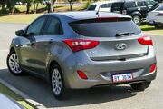 2016 Hyundai i30 GD4 Series II MY17 Active Silver 6 Speed Sports Automatic Hatchback Rockingham Rockingham Area Preview