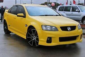 2010 Holden Commodore Yellow Sports Automatic Sedan Cranbourne Casey Area Preview