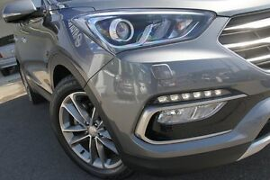 2015 Hyundai Santa Fe DM Series II (DM3) Highlander CRDi (4x4) Titanium 6 Speed Automatic Wagon Wolli Creek Rockdale Area Preview