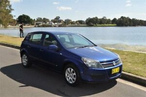 2005 Holden Astra AH CD Blue 4 Speed Automatic Hatchback Five Dock Canada Bay Area Preview