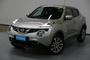 2016 Nissan Juke F15 Series 2 ST X-tronic 2WD Platinum 1 Speed Constant Variable Hatchback