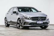 2017 Mercedes-Benz A200 W176 807MY d D-CT Grey 7 Speed Sports Automatic Dual Clutch Hatchback Welshpool Canning Area Preview