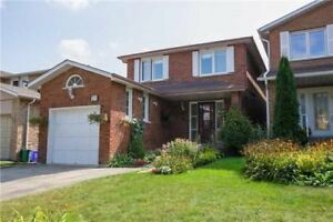 3 Bdrm Markham Home, New Hrdwd Flr T/Out, Walk-Up Fin Bsmnt