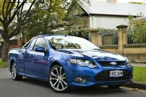 2012 Ford Falcon FG MkII XR6 Ute Super Cab Limited Edition Blue 6 Speed Sports Automatic Utility Hyde Park Unley Area Preview