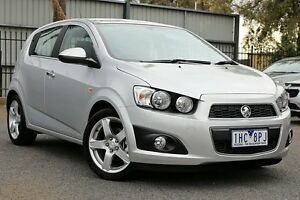 2016 Holden Barina TM MY16 CDX Nitrate 6 Speed Automatic Hatchback Oakleigh Monash Area Preview
