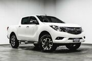 2017 Mazda BT-50 UR0YG1 GT Cool White 6 Speed Sports Automatic Utility Welshpool Canning Area Preview