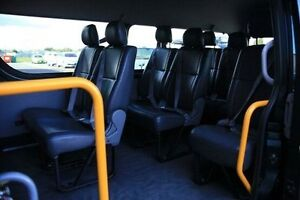 2010 Toyota Hiace Green Automatic Bus Cranbourne Casey Area Preview