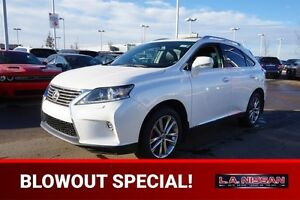 2015 Lexus RX 350 ALL WHEEL DRIVE Leather,  Heated Seats,  Sunro