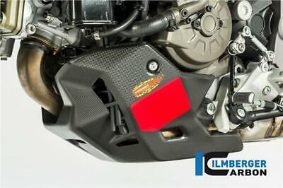 Ilmberger MATT Carbon Fibre Bellypan Ducati Multistrada 1200 DVT 2017