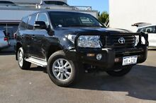 2013 Toyota Landcruiser VDJ200R MY13 GXL Black 6 Speed Sports Automatic Wagon Claremont Nedlands Area Preview