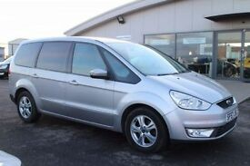 FORD GALAXY 1.8 ZETEC TDCI 5d 125 BHP - 360 SPIN ON WEBSITE (silver) 2007