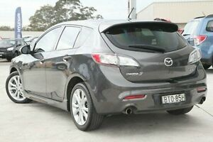 2010 Mazda 3 BL10L1 MY10 SP25 Activematic Grey 5 Speed Sports Automatic Hatchback Pennant Hills Hornsby Area Preview