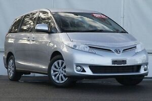 2013 Toyota Tarago ACR50R MY13 GLi Silver 7 Speed Constant Variable Wagon Upper Ferntree Gully Knox Area Preview