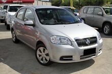 2007 Holden Barina TK MY08 Silver 4 Speed Automatic Sedan Buderim Maroochydore Area Preview